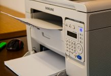 imprimanta second hand
